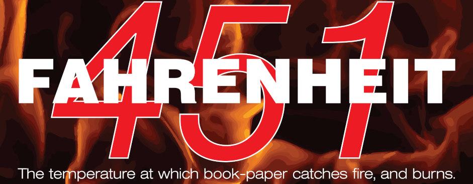 banner Fahrenheit-451