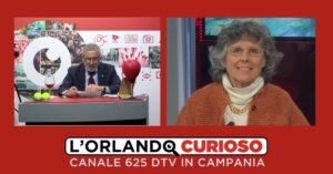 Serena Romano ospite deL'orlandio curioso