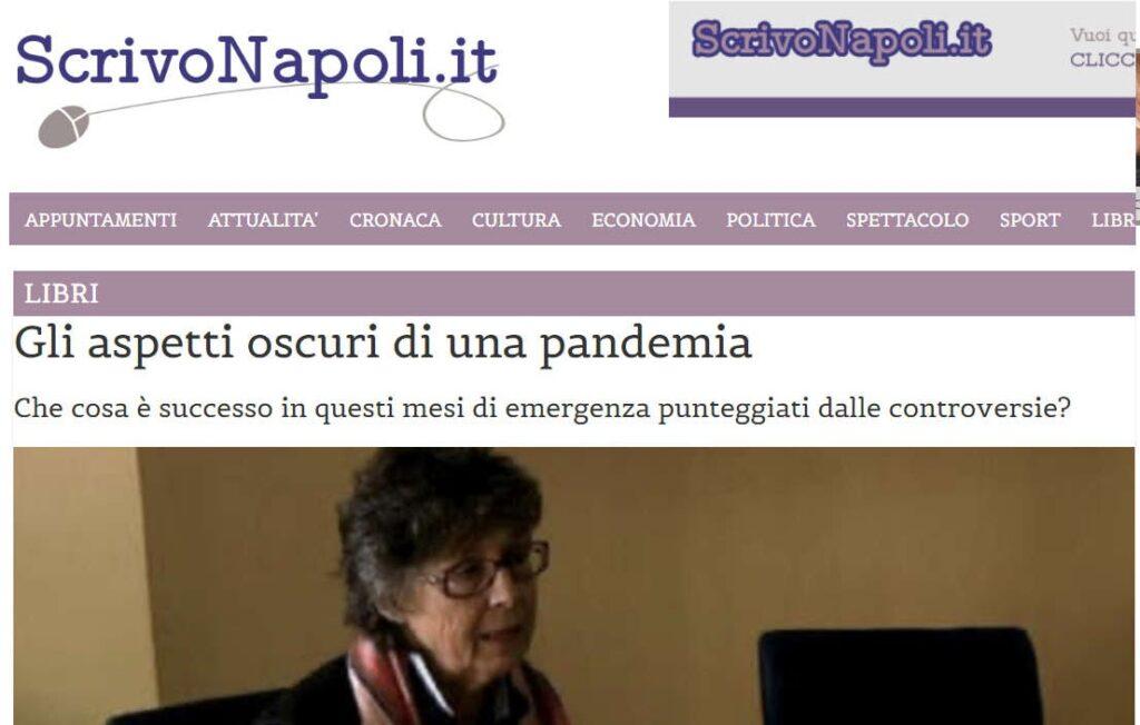 Articolo scrivo Napoli